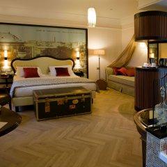 Отель Grand Hotel Savoia Италия, Генуя - 3 отзыва об отеле, цены и фото номеров - забронировать отель Grand Hotel Savoia онлайн комната для гостей фото 5