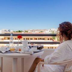 Luna Hotel Da Oura Албуфейра балкон