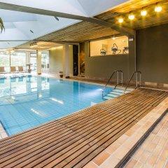 Отель Pollinger Италия, Меран - отзывы, цены и фото номеров - забронировать отель Pollinger онлайн бассейн фото 2