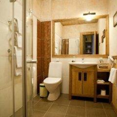 Отель Vila Dubgiris Литва, Тиркшилаи - отзывы, цены и фото номеров - забронировать отель Vila Dubgiris онлайн ванная фото 2