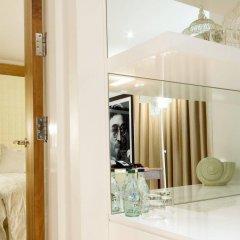 Отель Hard Days Night Hotel Великобритания, Ливерпуль - отзывы, цены и фото номеров - забронировать отель Hard Days Night Hotel онлайн ванная фото 2