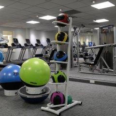 Hallmark Hotel Glasgow фитнесс-зал фото 3