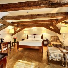 Отель The Dominican Прага комната для гостей
