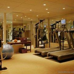 Отель Sunset Tower Уэст-Голливуд фитнесс-зал