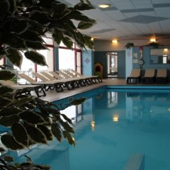 Отель Albergo Edelweiss Вилладоссола бассейн фото 3