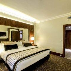 Ikbal Thermal Hotel & SPA Afyon 5* Номер Делюкс с различными типами кроватей фото 2
