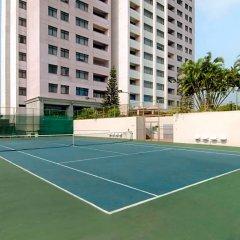 Отель Hilton Colombo Residence спортивное сооружение