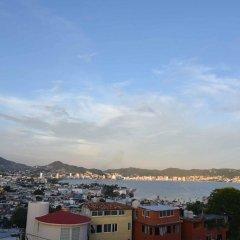 Отель Mirador Acapulco балкон