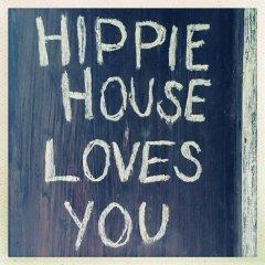 Отель The Hoi An Hippie House парковка