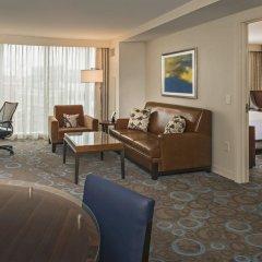 Отель Marriott Marquis Washington, DC США, Вашингтон - отзывы, цены и фото номеров - забронировать отель Marriott Marquis Washington, DC онлайн комната для гостей фото 5