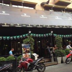 My Hotel Herrity Бангкок парковка