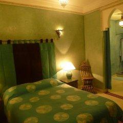 Отель Riad Bianca Марракеш комната для гостей