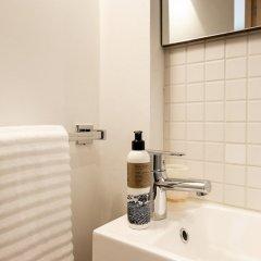 Отель Cozy & Hip Roma Apt With 2 Private Terraces! Мехико ванная