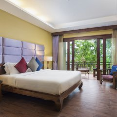 Отель Nora Beach Resort & Spa комната для гостей фото 3