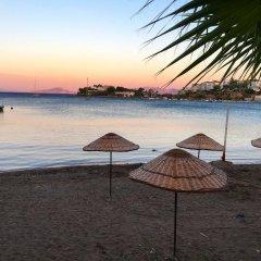 Datca Kilic Hotel пляж фото 2