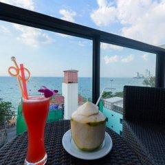 Отель Deep Blue Z10 Pattaya пляж фото 2