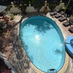Hotel Parco dei Principi бассейн фото 4