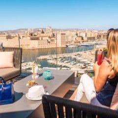 Отель Sofitel Marseille Vieux Port Франция, Марсель - 2 отзыва об отеле, цены и фото номеров - забронировать отель Sofitel Marseille Vieux Port онлайн фото 4