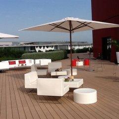 Отель Porta Fira Sup Испания, Оспиталет-де-Льобрегат - 4 отзыва об отеле, цены и фото номеров - забронировать отель Porta Fira Sup онлайн бассейн
