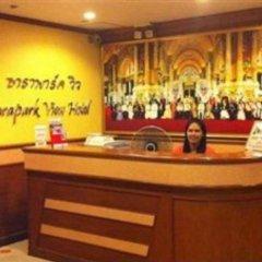 Отель Tharapark View Hotel Таиланд, Краби - отзывы, цены и фото номеров - забронировать отель Tharapark View Hotel онлайн гостиничный бар