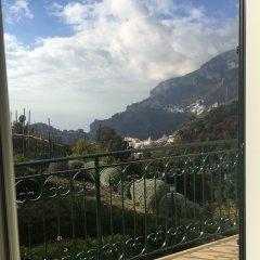 Отель Nonno Francesco B&B Равелло балкон