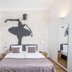 Отель Golden Crown Чехия, Прага - 7 отзывов об отеле, цены и фото номеров - забронировать отель Golden Crown онлайн комната для гостей фото 5