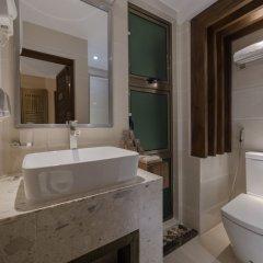 Отель Ocean Grand at Hulhumale Мальдивы, Мале - отзывы, цены и фото номеров - забронировать отель Ocean Grand at Hulhumale онлайн ванная фото 2