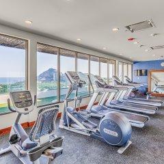 Отель Hampton Inn & Suites by Hilton Los Cabos фитнесс-зал