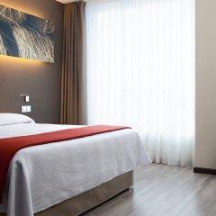 Отель NH Barcelona Diagonal Center Испания, Барселона - 14 отзывов об отеле, цены и фото номеров - забронировать отель NH Barcelona Diagonal Center онлайн комната для гостей фото 2