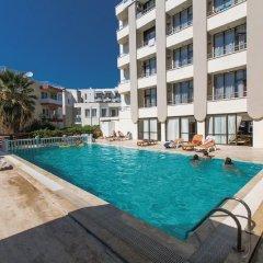 Letoon Hotel & SPA Турция, Алтинкум - отзывы, цены и фото номеров - забронировать отель Letoon Hotel & SPA онлайн бассейн фото 2