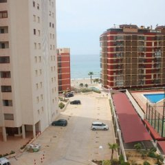 Отель Calpe V Costa Calpe балкон