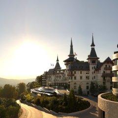Отель The Dolder Grand балкон