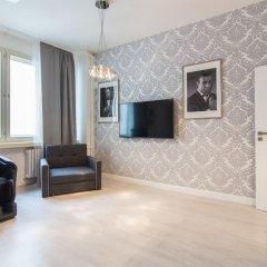 Отель Wenceslas Apt Massage Chair by easyBNB комната для гостей фото 5