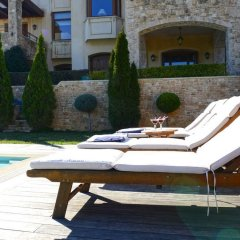 Отель Villa Marina-Luxury Villa with Private Pool бассейн фото 2
