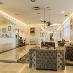 Отель Talaso Louxo-La Toja Эль-Грове интерьер отеля