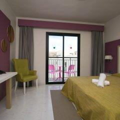 Отель The Purple by Ibiza Feeling - LGBT Only 3* Стандартный номер с различными типами кроватей фото 3