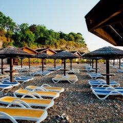 De La Mapa Hotel пляж фото 2
