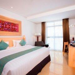 Отель Wyndham Garden Kuta Beach, Bali комната для гостей фото 3