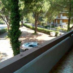 Отель Residence Primula Сильви приотельная территория