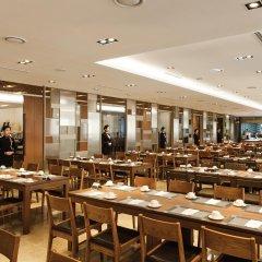 Отель Loisir Hotel Seoul Myeongdong Южная Корея, Сеул - 3 отзыва об отеле, цены и фото номеров - забронировать отель Loisir Hotel Seoul Myeongdong онлайн питание фото 2