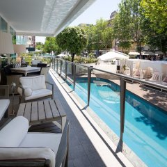 Best Western Maison B Hotel Римини балкон