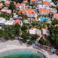 Potos Hotel пляж фото 2