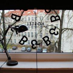 Отель Hostel B&B&B&B&B - Adult Only Литва, Вильнюс - 5 отзывов об отеле, цены и фото номеров - забронировать отель Hostel B&B&B&B&B - Adult Only онлайн интерьер отеля