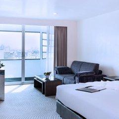 Отель Furama Silom, Bangkok комната для гостей