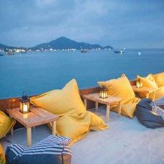 Отель Pranee Amata пляж фото 2