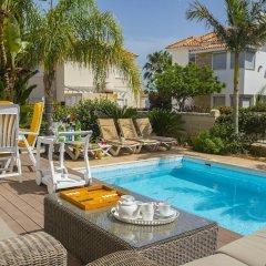 Отель Protaras Sea Star Villa бассейн фото 3