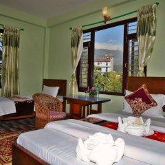 Отель Mandala Непал, Покхара - отзывы, цены и фото номеров - забронировать отель Mandala онлайн комната для гостей фото 4