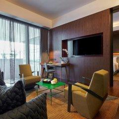 Oasia Hotel Downtown Singapore комната для гостей фото 4