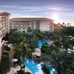 Отель The Ritz-Carlton, Dubai балкон
