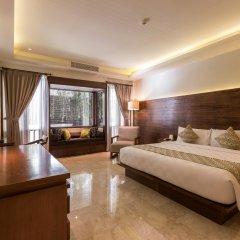 Ubud Village Hotel комната для гостей